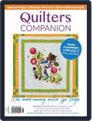 Quilters Companion Magazine (Digital) Subscription January 1st, 2021 Issue