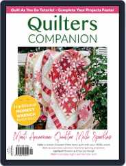 Quilters Companion Magazine (Digital) Subscription March 1st, 2021 Issue