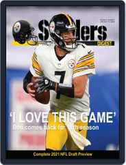 Steelers Digest Magazine (Digital) Subscription April 1st, 2021 Issue