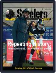 Steelers Digest Magazine (Digital) Subscription May 1st, 2021 Issue