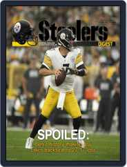 Steelers Digest Magazine (Digital) Subscription October 1st, 2021 Issue