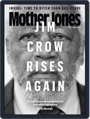 Mother Jones Magazine (Digital) Subscription July 1st, 2021 Issue