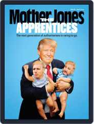 Mother Jones Magazine (Digital) Subscription March 1st, 2021 Issue