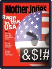 Mother Jones Magazine (Digital) Subscription September 1st, 2021 Issue