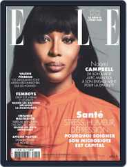 Elle France Magazine (Digital) Subscription November 20th, 2020 Issue
