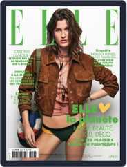 Elle France Magazine (Digital) Subscription April 9th, 2021 Issue