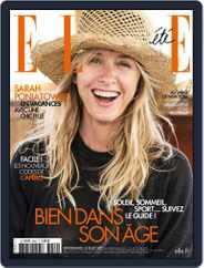 Elle France Magazine (Digital) Subscription July 23rd, 2021 Issue