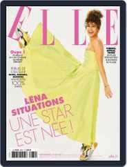 Elle France Magazine (Digital) Subscription June 18th, 2021 Issue