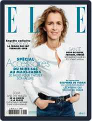 Elle France Magazine (Digital) Subscription March 5th, 2021 Issue