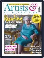 Artists & Illustrators Magazine (Digital) Subscription October 1st, 2020 Issue