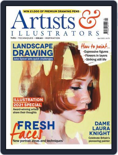Artists & Illustrators Magazine (Digital) April 1st, 2021 Issue Cover