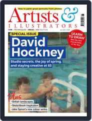 Artists & Illustrators Magazine (Digital) Subscription June 1st, 2021 Issue