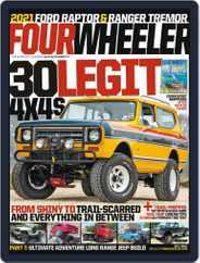 Four Wheeler Magazine (Digital) Subscription July 1st, 2021 Issue