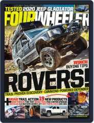 Four Wheeler Magazine (Digital) Subscription September 1st, 2021 Issue