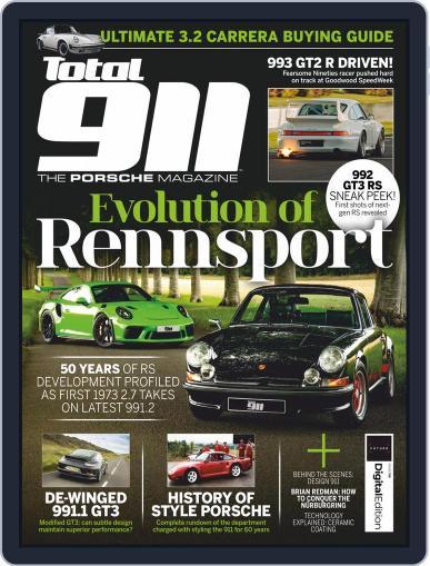 Total 911 Magazine (Digital) December 1st, 2020 Issue Cover