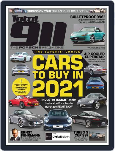 Total 911 Magazine (Digital) February 1st, 2021 Issue Cover