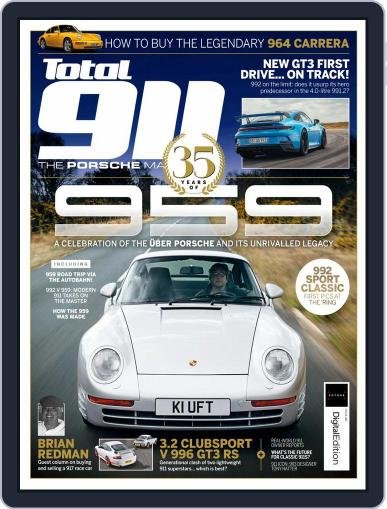 Total 911 Magazine (Digital) June 1st, 2021 Issue Cover
