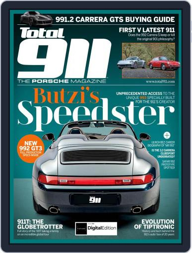 Total 911 Magazine (Digital) March 1st, 2021 Issue Cover