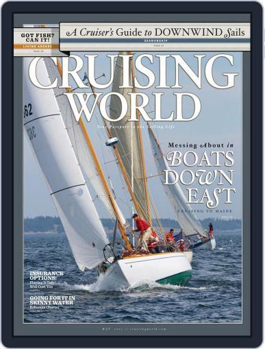 Cruising World Magazine (Digital) May 1st, 2021 Issue Cover