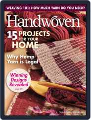 Handwoven Magazine (Digital) Subscription May 1st, 2008 Issue