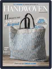 Handwoven Magazine (Digital) Subscription January 1st, 2021 Issue