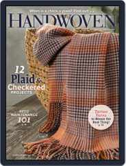 Handwoven Magazine (Digital) Subscription May 1st, 2021 Issue