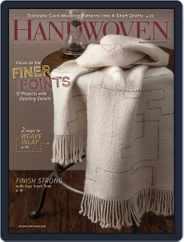 Handwoven Magazine (Digital) Subscription September 1st, 2021 Issue
