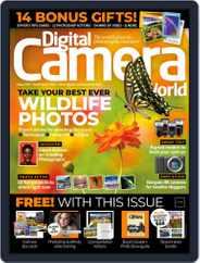 Digital Camera World Magazine Subscription September 1st, 2021 Issue