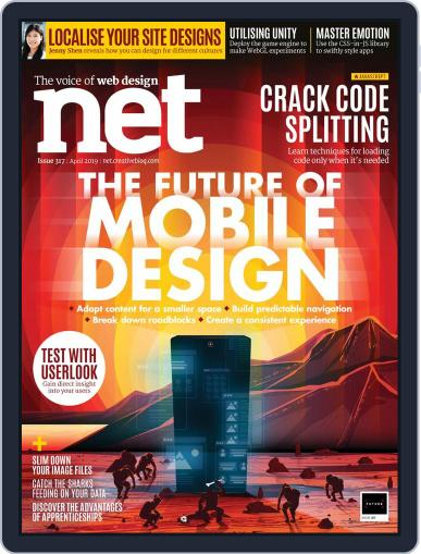 net April 1st, 2019 Digital Back Issue Cover