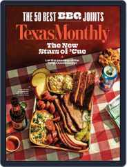 Texas Monthly (Digital) Subscription November 1st, 2021 Issue