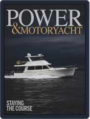 Power & Motoryacht Magazine (Digital) Subscription November 1st, 2020 Issue