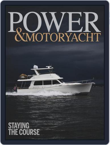 Power & Motoryacht Magazine (Digital) November 1st, 2020 Issue Cover