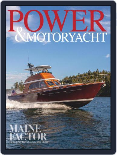 Power & Motoryacht Magazine (Digital) February 1st, 2021 Issue Cover