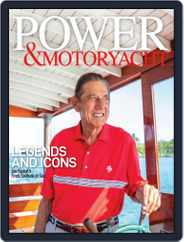 Power & Motoryacht Magazine (Digital) Subscription May 1st, 2021 Issue