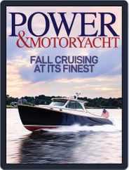 Power & Motoryacht Magazine (Digital) Subscription November 1st, 2021 Issue