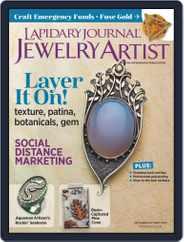 Lapidary Journal Jewelry Artist Magazine (Digital) Subscription September 1st, 2020 Issue