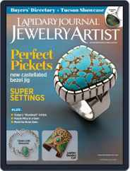 Lapidary Journal Jewelry Artist Magazine (Digital) Subscription January 1st, 2021 Issue
