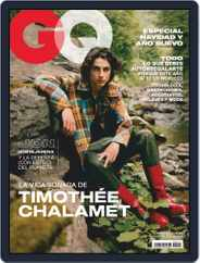 GQ Mexico Magazine (Digital) Subscription December 1st, 2020 Issue