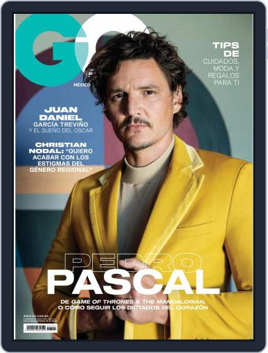 GQ Mexico Magazine (Digital) February 1st, 2021 Issue Cover