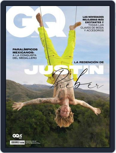 GQ Mexico Magazine (Digital) June 1st, 2021 Issue Cover