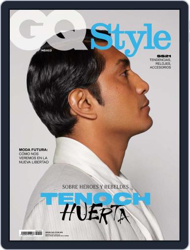 GQ Mexico Magazine (Digital) March 1st, 2021 Issue Cover