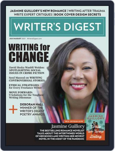 Writer's Digest Magazine (Digital) July 1st, 2021 Issue Cover