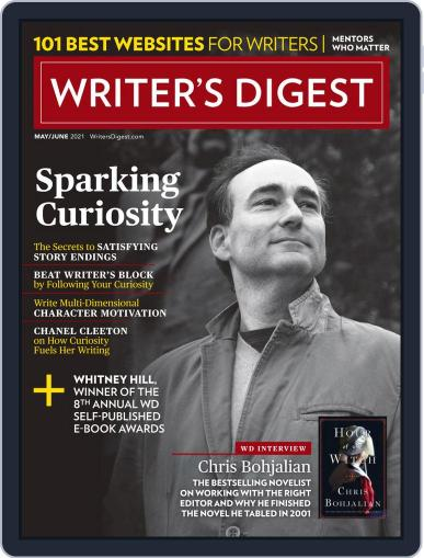 Writer's Digest Magazine (Digital) May 1st, 2021 Issue Cover