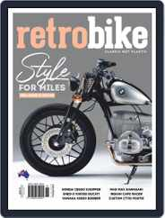 Retrobike Magazine (Digital) Subscription September 1st, 2020 Issue