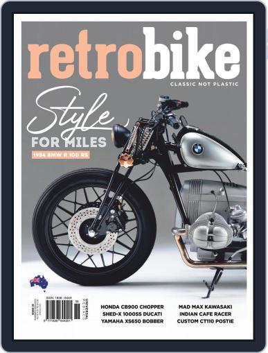 Retrobike Magazine (Digital) September 1st, 2020 Issue Cover