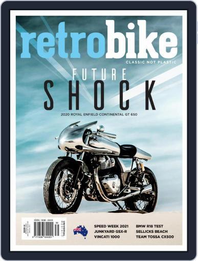 Retrobike Magazine (Digital) June 1st, 2021 Issue Cover