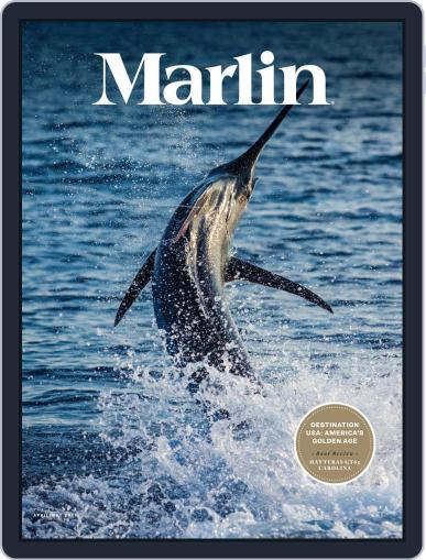 Marlin Magazine (Digital) April 1st, 2021 Issue Cover