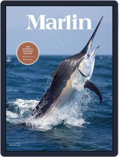 Marlin Magazine (Digital) June 1st, 2021 Issue Cover