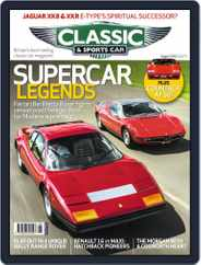 Classic & Sports Car Magazine (Digital) Subscription August 1st, 2021 Issue