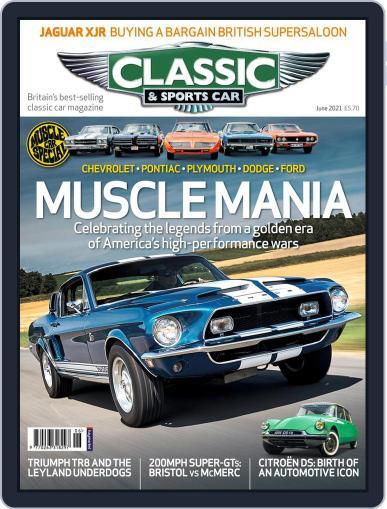 Classic & Sports Car Magazine (Digital) June 1st, 2021 Issue Cover